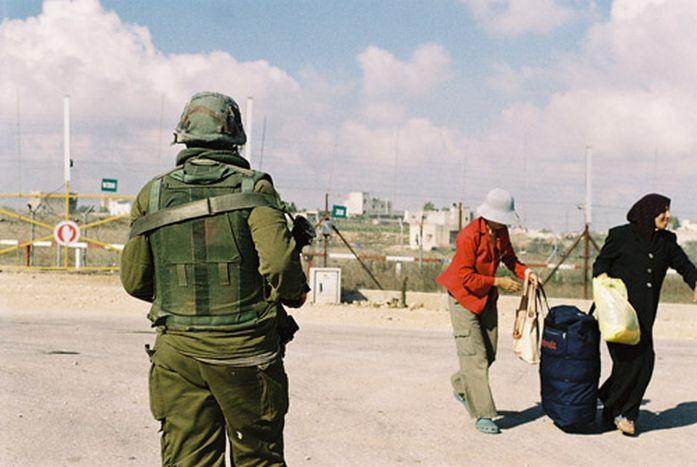 Image for Młody izraelski żołnierz o pokoju na Bliskim Wschodzie