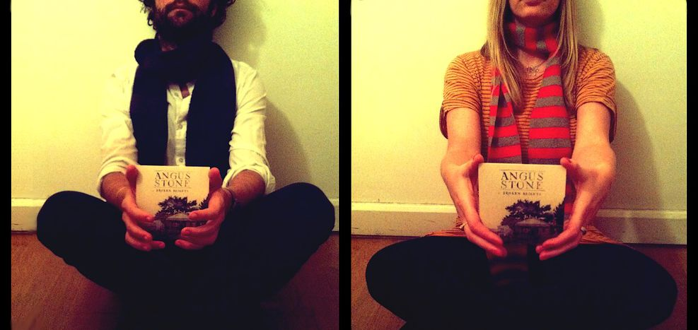 Image for « Broken Brights » d'Angus Stone : hipster-compatible