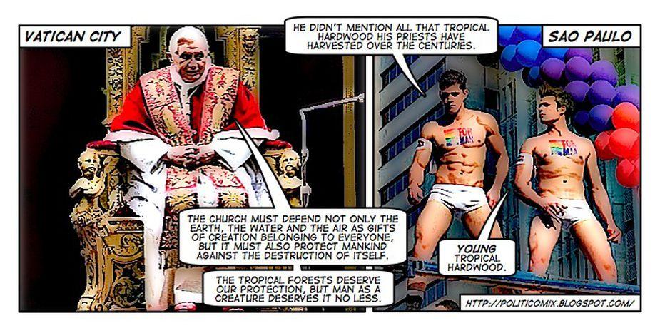 Image for Papst Benedikt XVI. und pädophiler Missbrauch im Schutz der Soutane