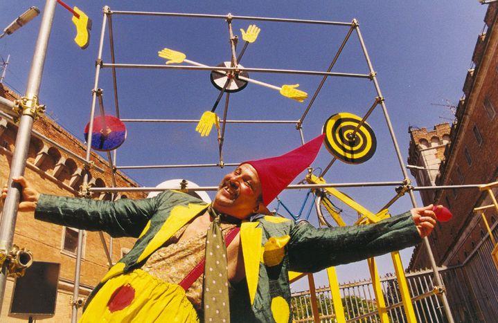 Image for À Volterra, les détenus s'évadent par le théâtre