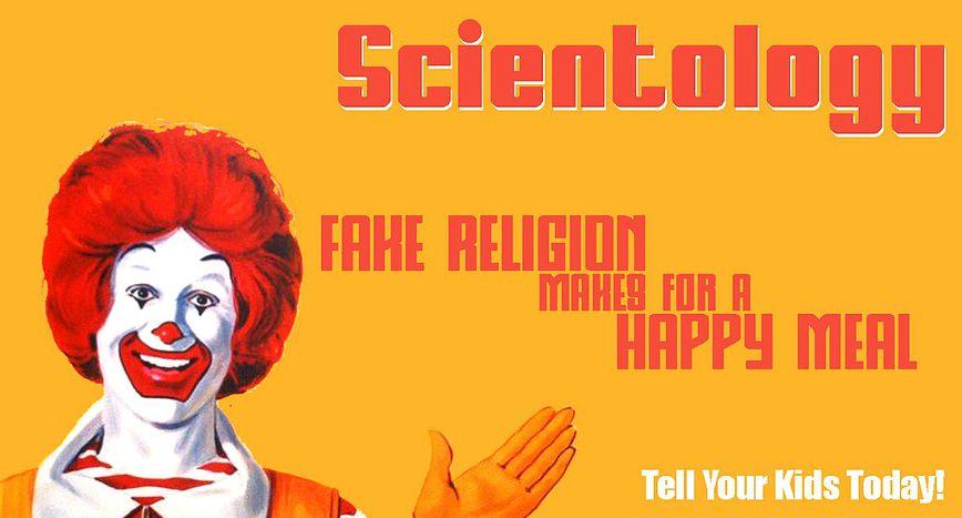Image for Sekte in Brüssel: Viel mehr Scientologen in Europa, als man denkt