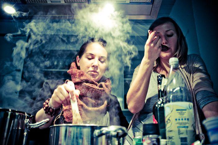 Image for Komu komosy ryżowej? Ciągle głodni nowości w kuchni