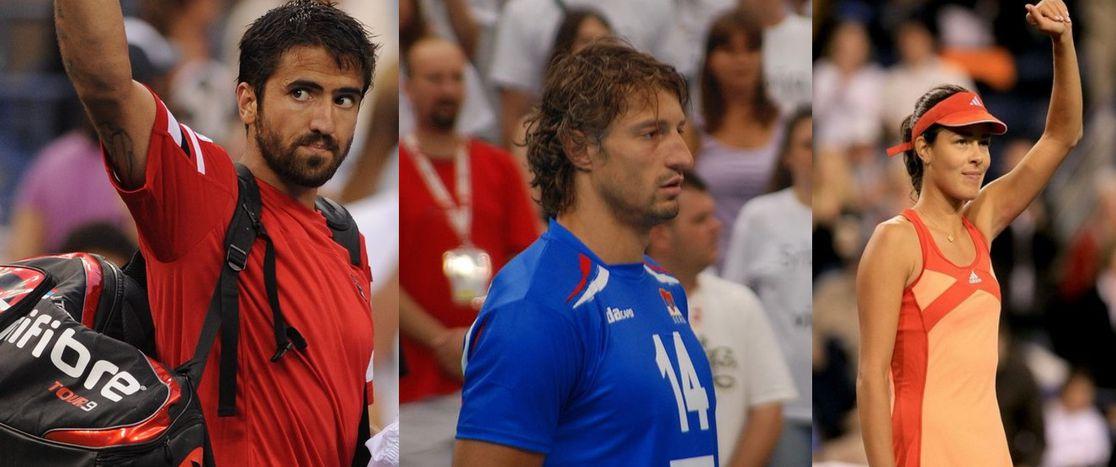 """Image for El éxito deportivo de Serbia: """"talento natural, genes, pasión"""""""