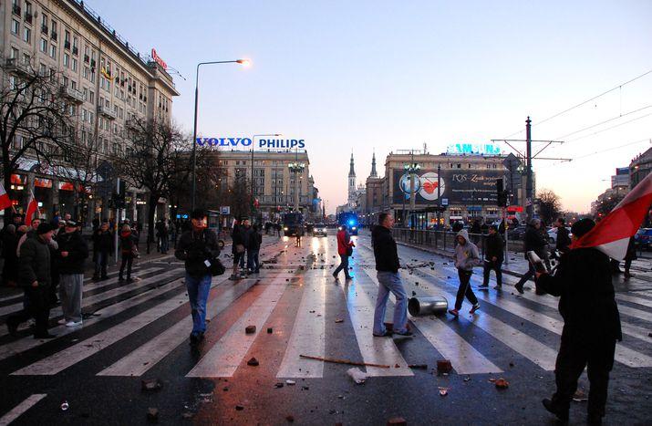 Image for Varsavia in fiamme? La Festa dell'Indipendenza vista dai media