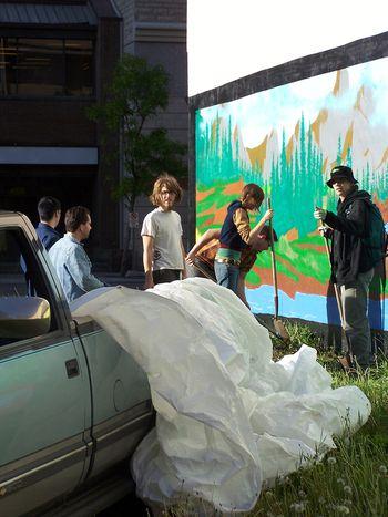 Image for 'Guerrilla gardening': Conquista un trozo de suelo y conviértelo en jardín