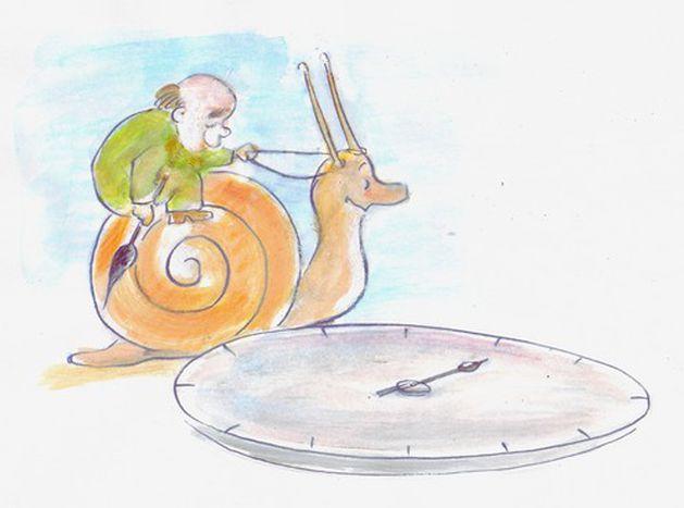 Image for Du Schnecke!