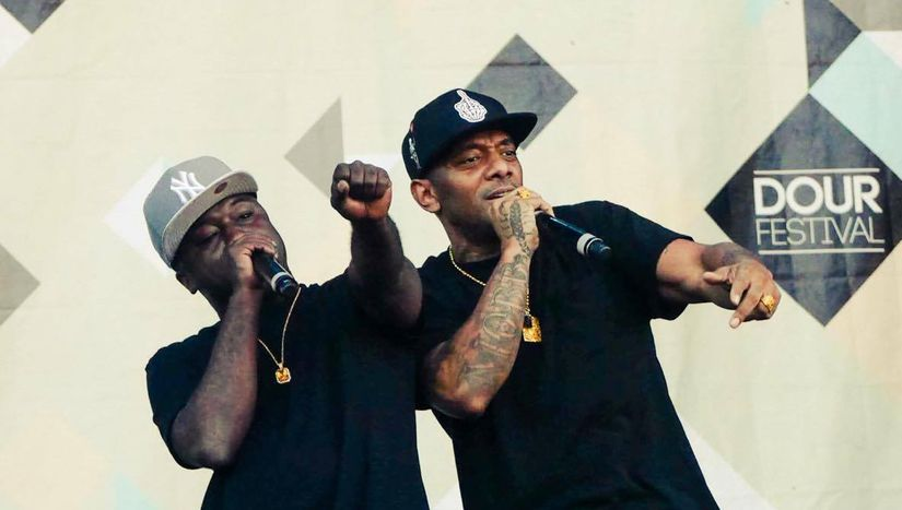Image for Mobb Deep: in depthat Dour