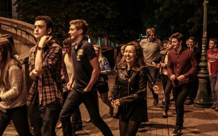 Image for Sexual Harassment in Edinburgh: the Wolf on Campus