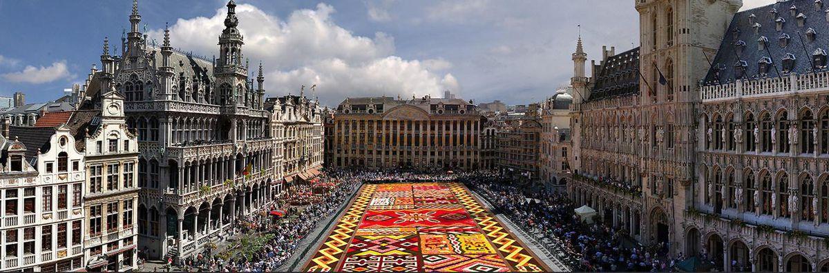 Image for Anche Bruxelles è una festa