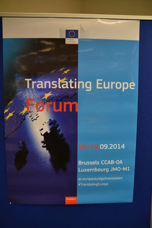 Image for FORUM «TRADUIRE L'EUROPE»: LA TRADUCTION SOUS LA LOUPE (chap.1)
