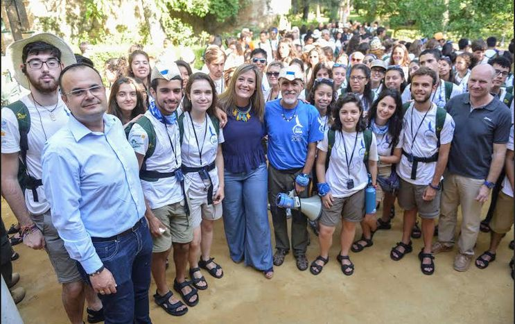 Image for The BBVA Route:an intercultural exchange andadventure