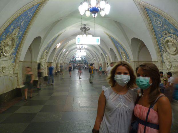 Image for Odyssée dans les rues embrumées de Moscou (12 photos)