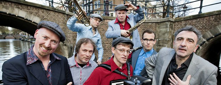 Image for The Amsterdam Klezmer Band