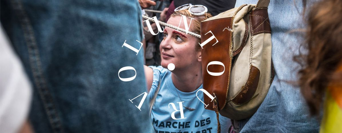 Image for [VOLUNTOUR]  Virginie, volontaria al Gay Pride di Parigi