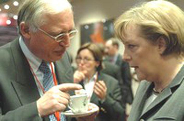 Image for La Merkel, l'inquinamento e la lobby dell'auto