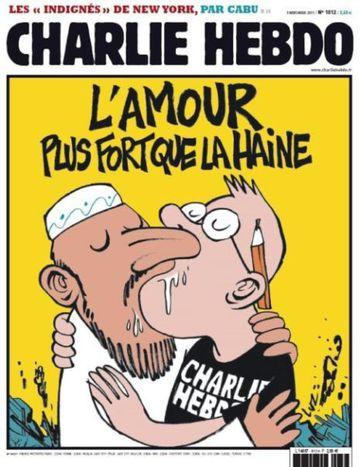 Image for Charlie Hebdo: non si può morire di satira