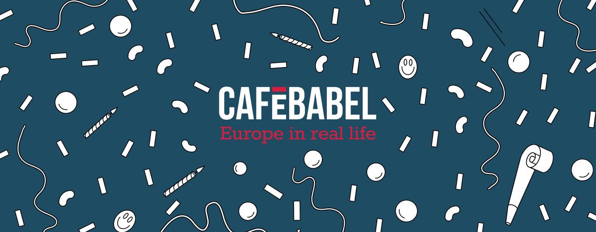 Image for È il compleanno di cafébabel:15 anni diEuropa in Real Life