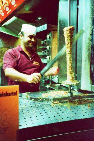 Image for A brief history: döner kebab, fair ambassador to Turkey?