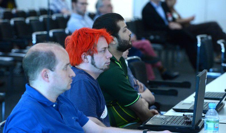 Image for Linux-Tage Berlin: Freie Roboter sind glücklicher