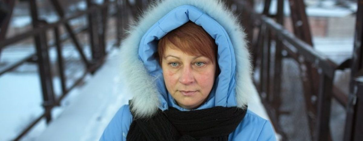Image for  Elena Maslova : « Non combatto solo in miniera »