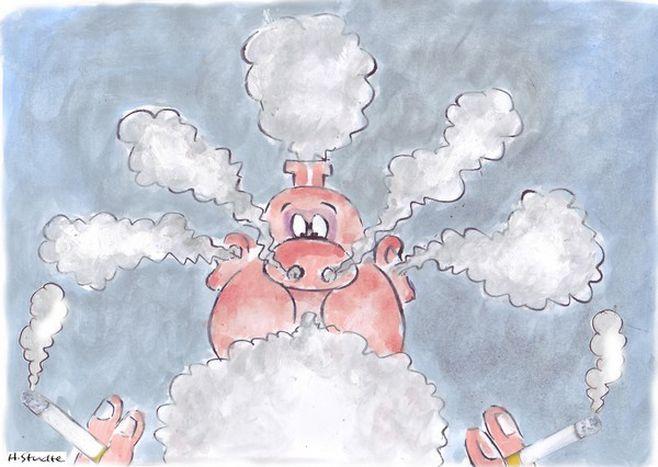 Image for Fumare: piacere mortale