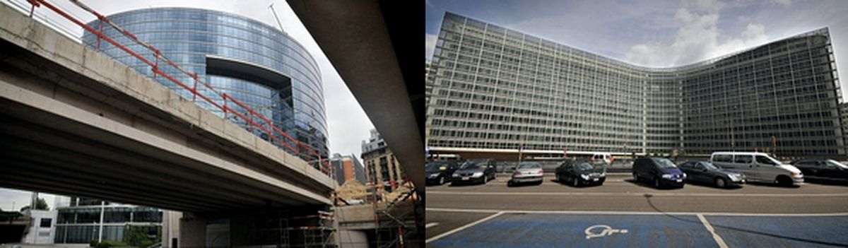 Image for Photos: Brussels accommodates EU buildings