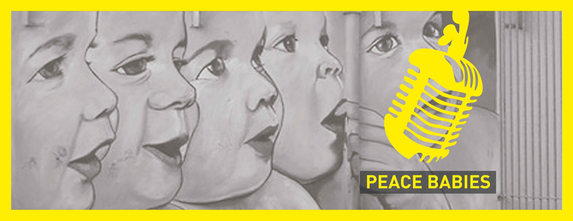 Cover picture for #Peace Babies