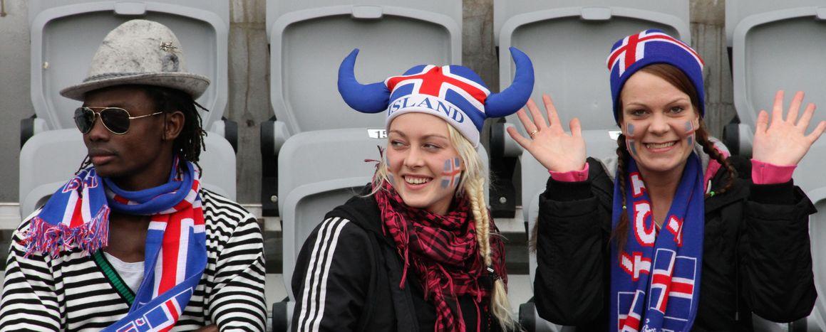 Image for Euro 2016: l'Islanda è un vulcano, in tutti i sensi