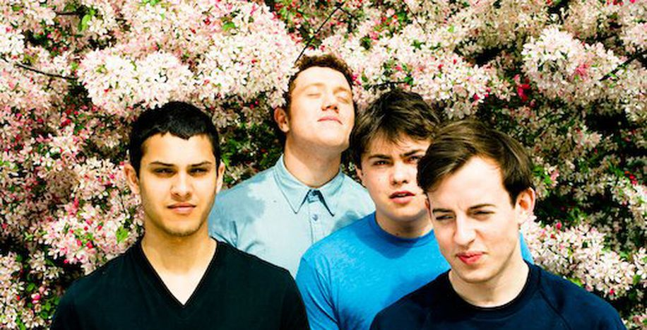 Image for Interview mit Bombay Bicycle Club