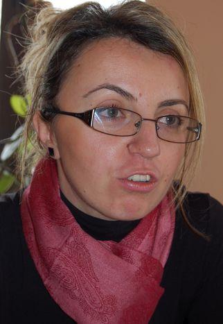 """Image for Vjollca Dibra: """"Im Kosovo kauft man keine Bücher"""""""