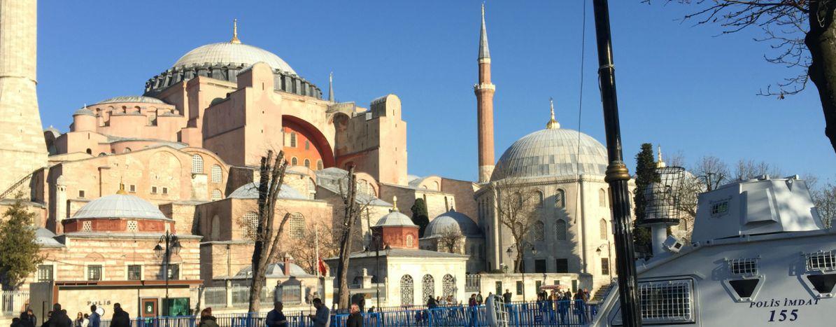 Image for Tourism amidTerrorism: A mini-break in Istanbul