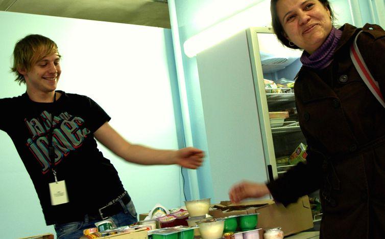 Image for A Nantes, les étudiants se nourissent pour un euro !