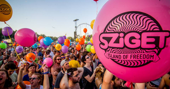 Image for Playlist de la semaine : direction le Sziget Festival