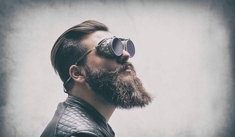 Image for No Muslim Hipsters? Growing a beard in the Netherlands
