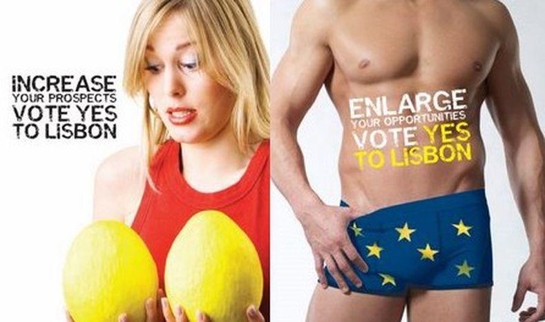 Image for Dustin nach Lissabon: Wählt Irland Europa ab?