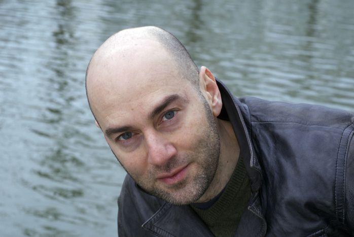 Image for Viken Berberian, ''The Cyclist'': powieść ludyczna o terroryście