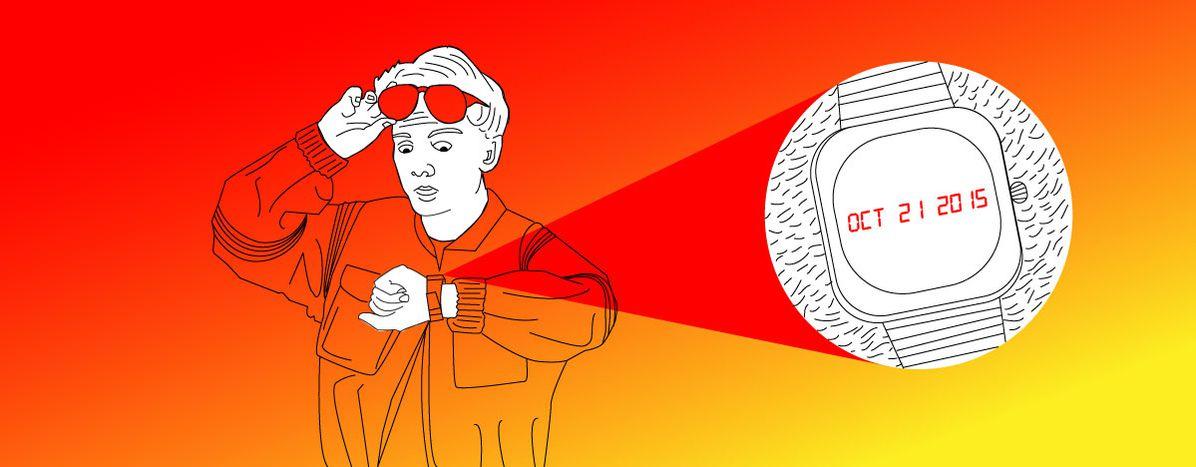 Image for Le chiffre qui parle: Marty McFly débarque