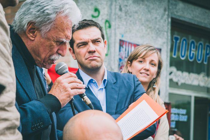 Image for Lucha por la democracia: jóvenes griegos excluidos de las elecciones