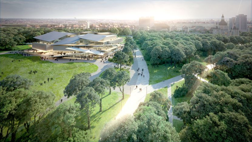 Image for Liget Budapest Project – A Hungarian museum quarter in the European context