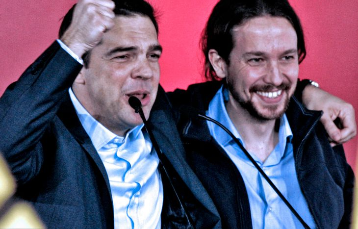 Image for Podemos and Syriza: two sides of the same coin?