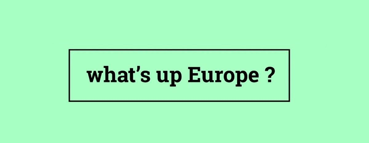 Image for  What's Up Europe (¿Qué pasa, Europa?)