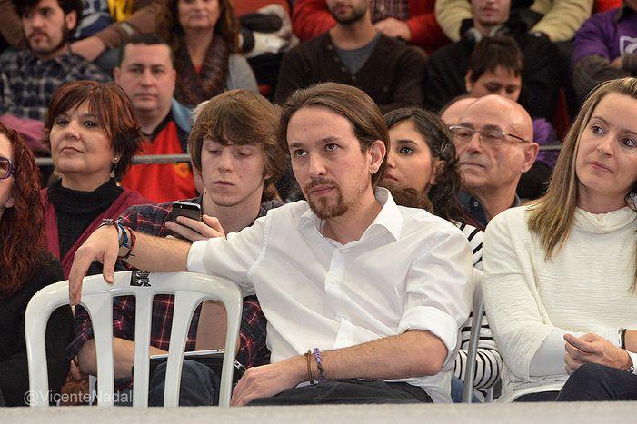 Image for Espagne : Podemos et les problèmes