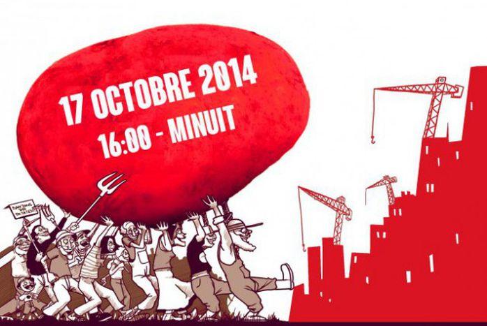 Image for Les zapatistes de la campagne belge ?