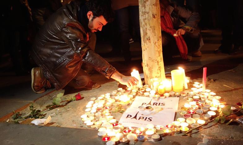 Image for Après les attentats: Paris, ça va?