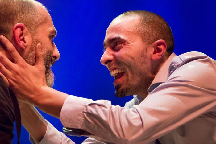 Image for «Soufi, mon amour »: Cuando elteatrose nos sube a la cabeza