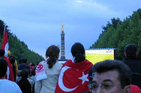 Image for Türkei-Deutschland. Die Begegnung.