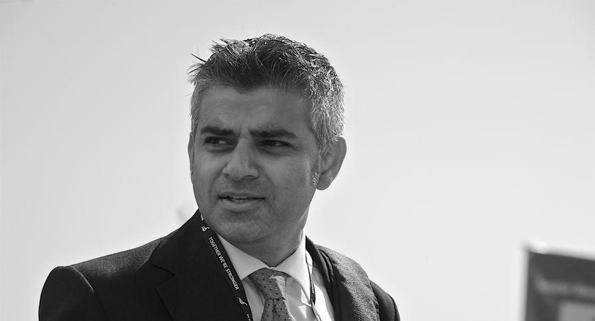 Image for Sadiq Khan, la esperanza del cambio en Londres