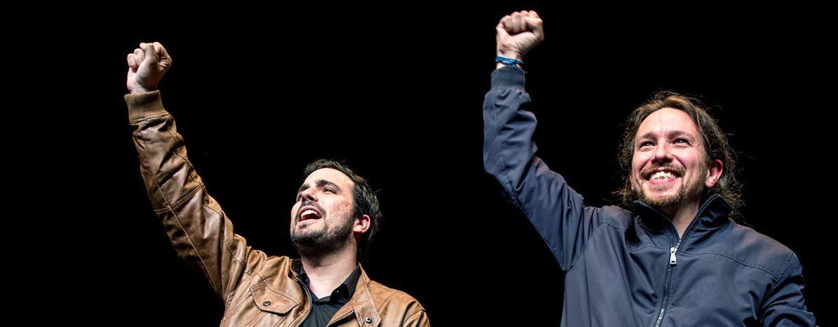 Image for Unidos Podemos: entre la reforma y la revolución