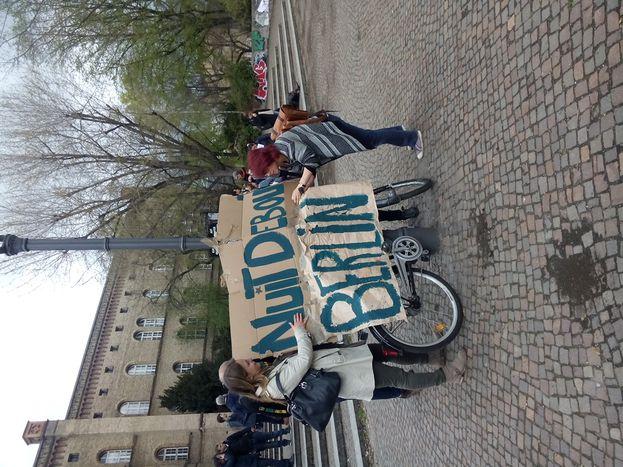 Image for #NuitDebout à Berlin : «Je veux participer où que je sois»