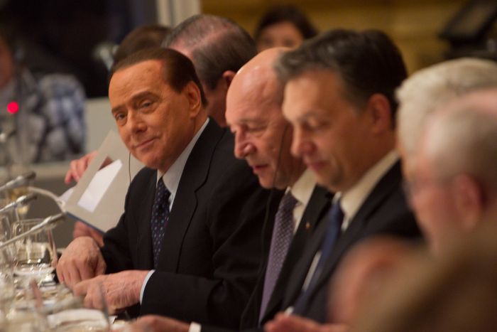 Image for Berlusconi, l'ennesimo dramma italiano